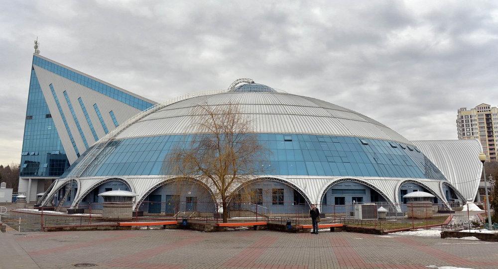 Центр фристайла в Минске