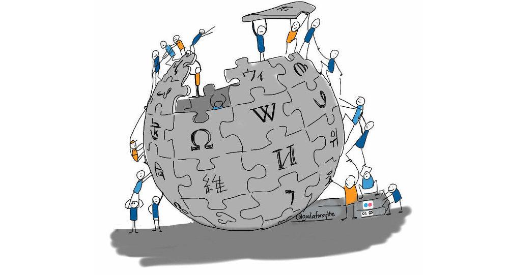 Стварэнне Вікіпедыі