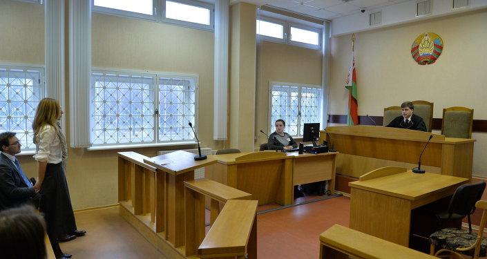 Суд над блогером Еленой Мельниковой