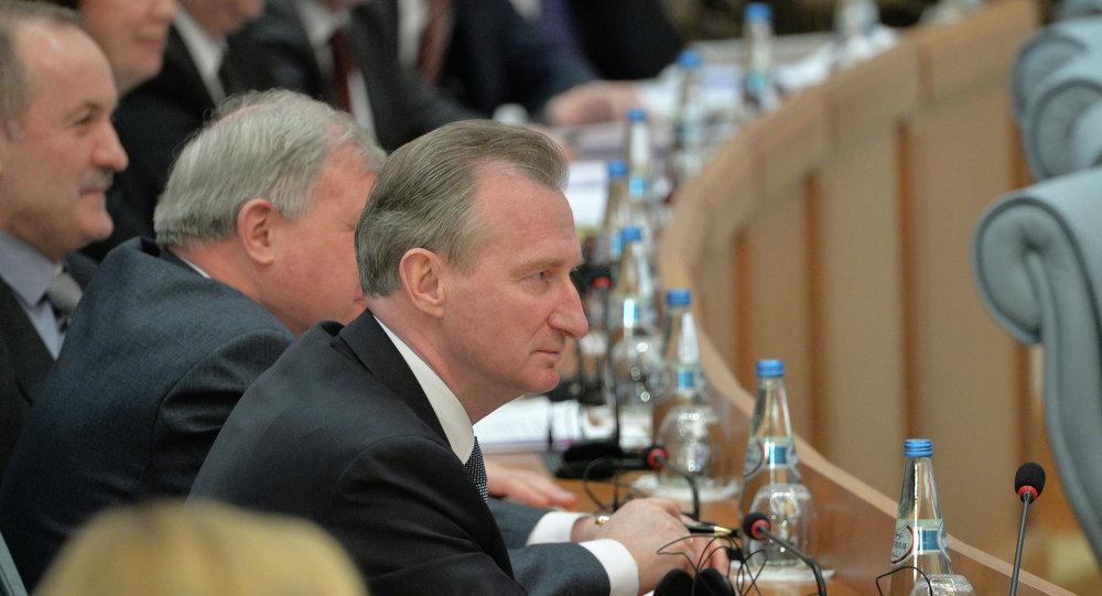 Глава президентской администрации Александр Косинец
