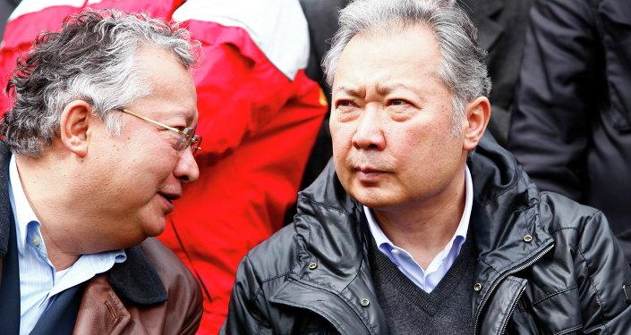 Кыргызстан вновь призвал Минск выдать экс-президента Бакиева