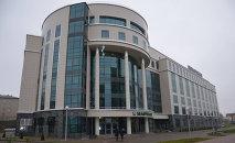 Здание Беларусбанка