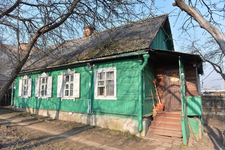 Дом на Проездном переулке