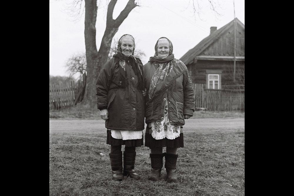Пагашчанкі - удзельніцы святкавання Шчадрыца