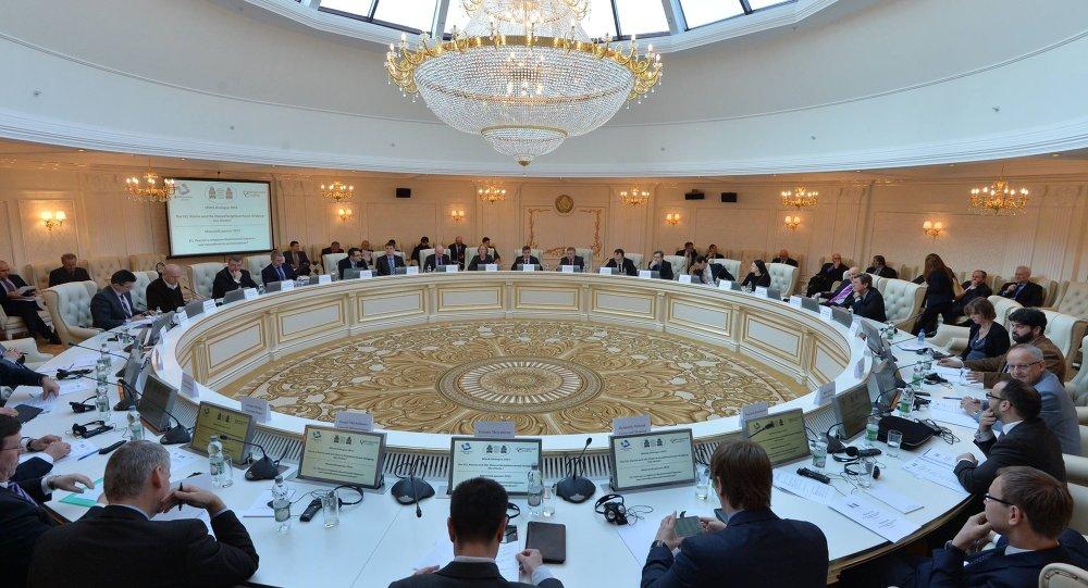 Украинская делегация сорвала совещание гуманитарной подгруппы пообмену пленными