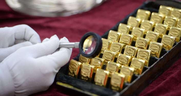 Прибавили тонну: золотой запас Беларуси вырос