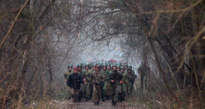 ВТаджикистане пройдут масштабные учения поборьбе стерроризмом