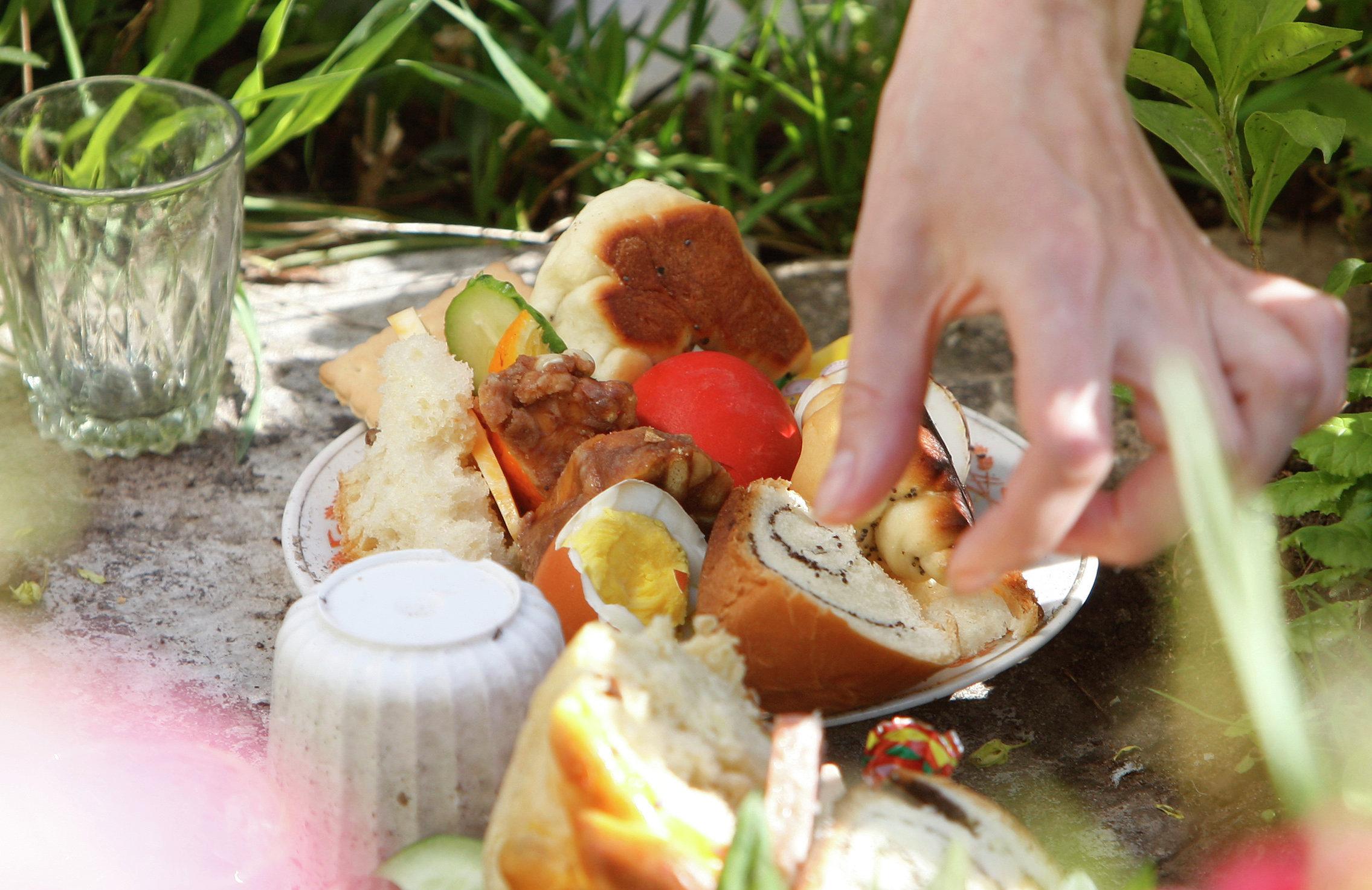 Ритуальная пища на Радуницу