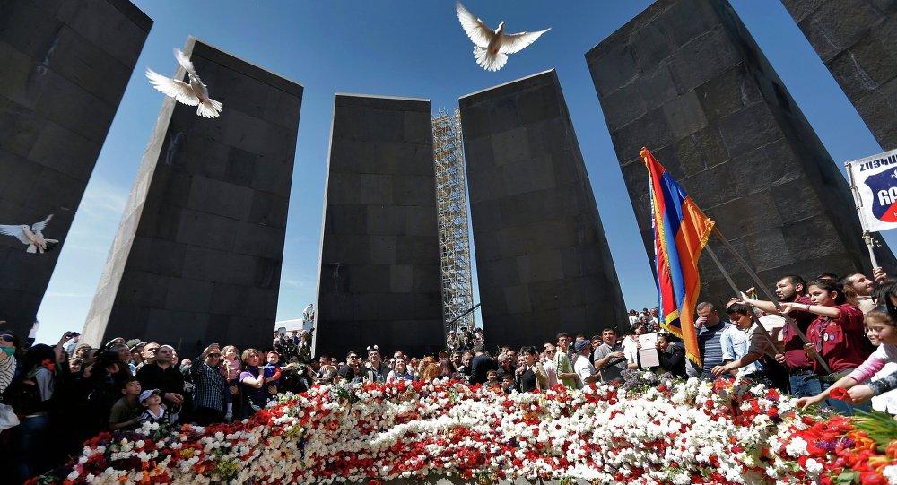Дзень памяці ахвяраў генацыду ў Арменіі