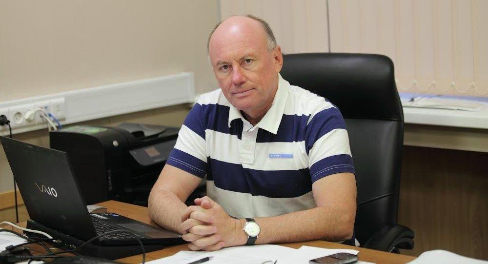 Профессор Игорь Набиев