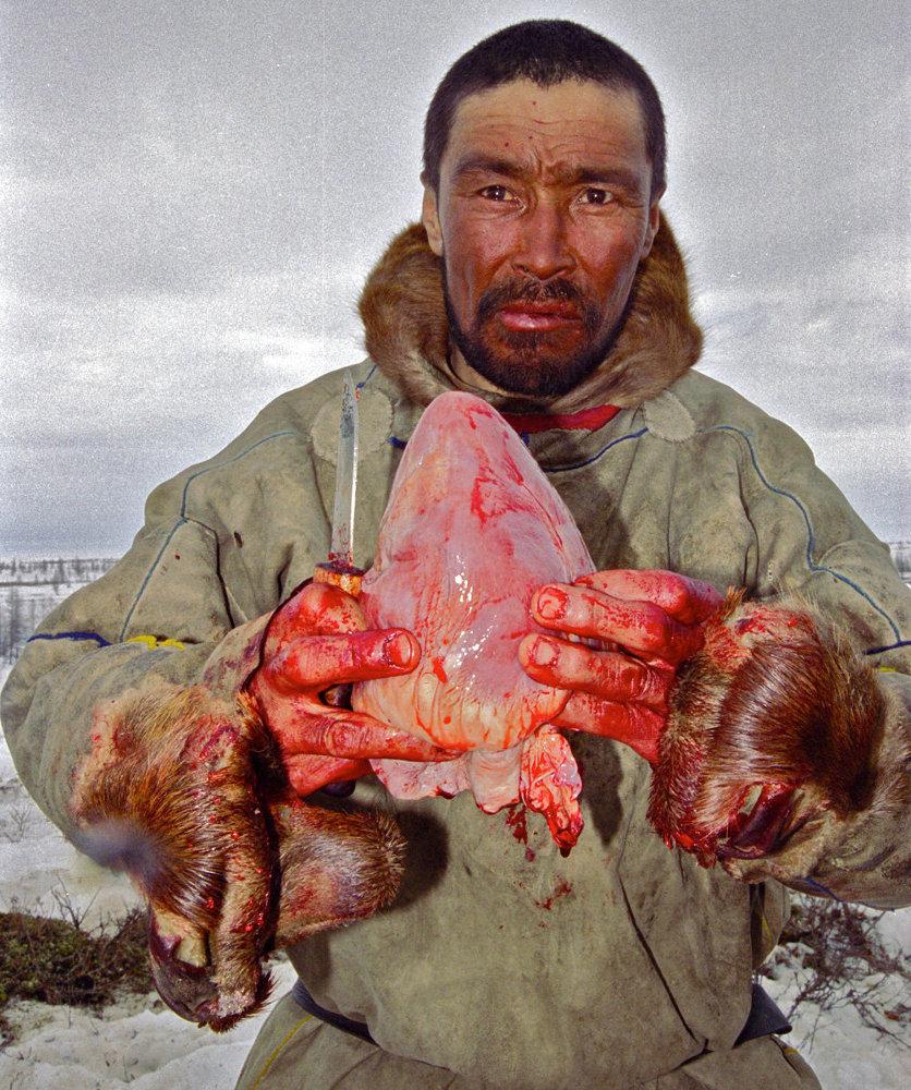 Жыццё  на Ямале