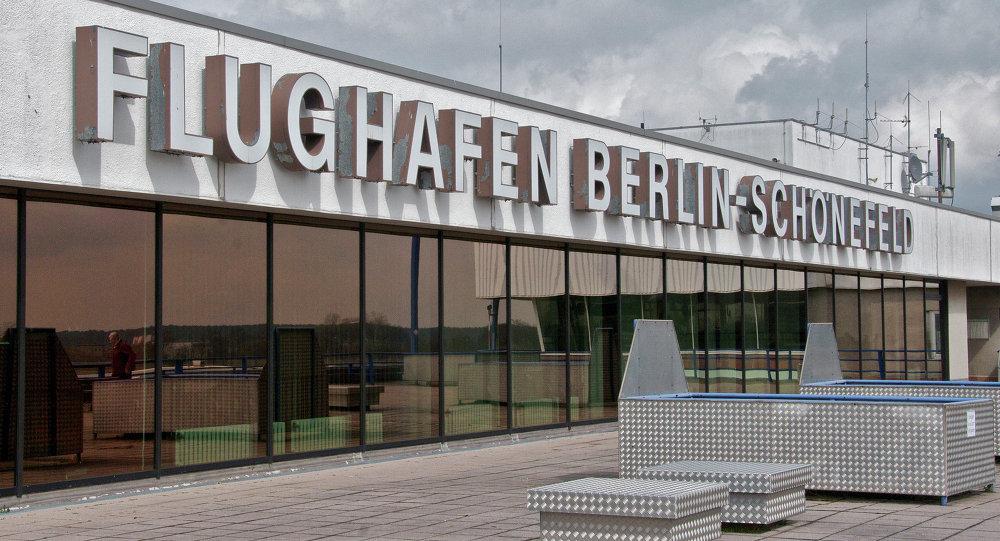 Берлінскі аэрапорт Шэнефельд, архіўнае фота