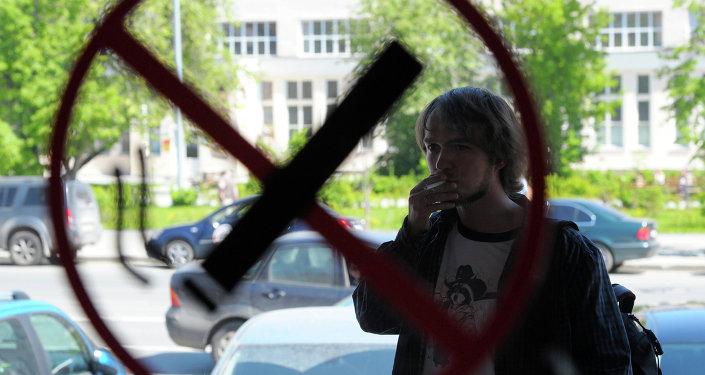 Закон запрещающий курение в подъезде