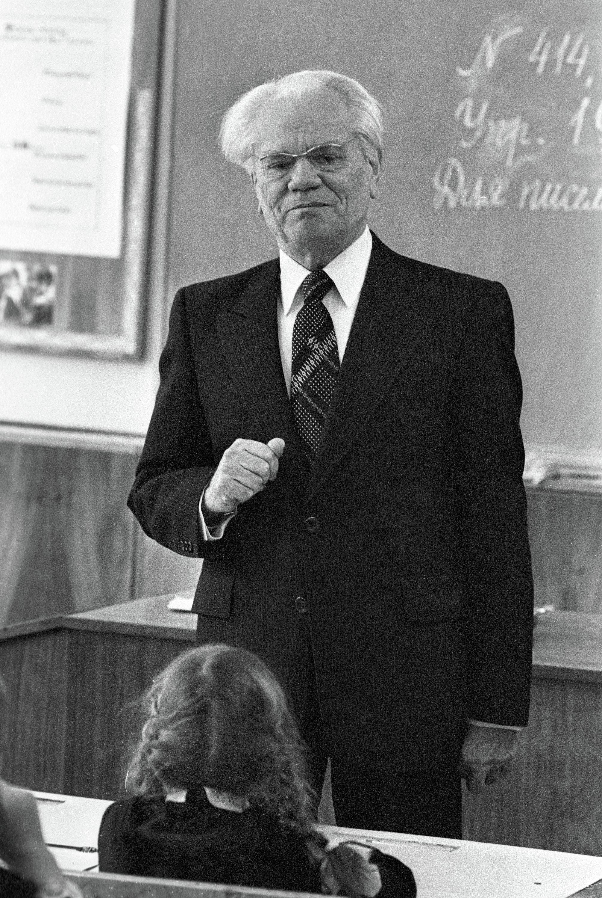 Казачнік і настаўнік Васіль Вітка