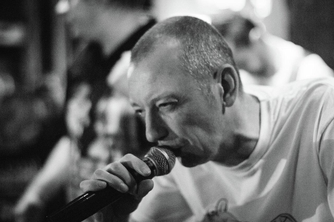 Аляксандр Кулінковіч, лідэр гурта Neuro Dubel