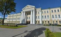 Здание Следственного комитета Республики Беларусь, архивное фото