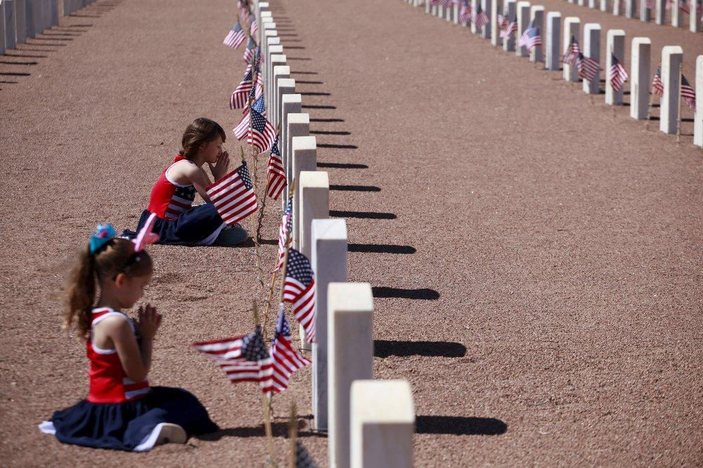 Дзень Памяці загінуўшых у ЗША