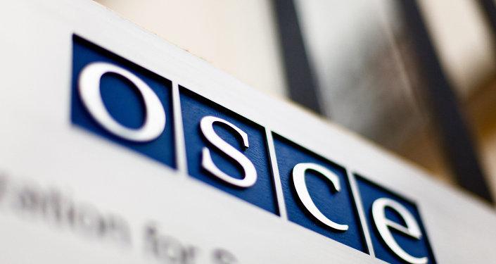Логотип ОБСЕ