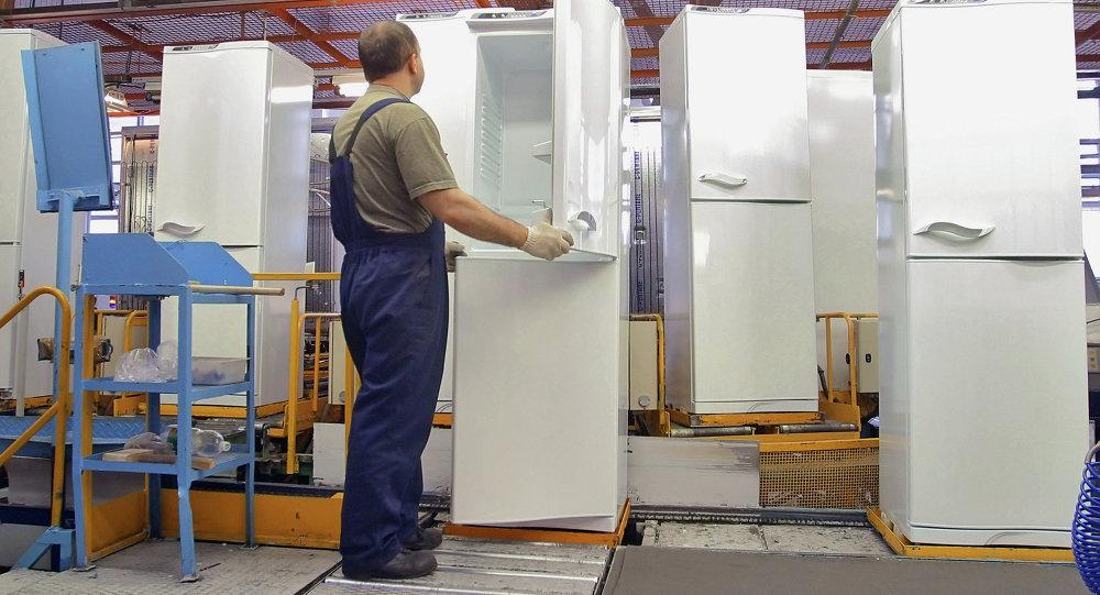 Производство холодильников Атлант