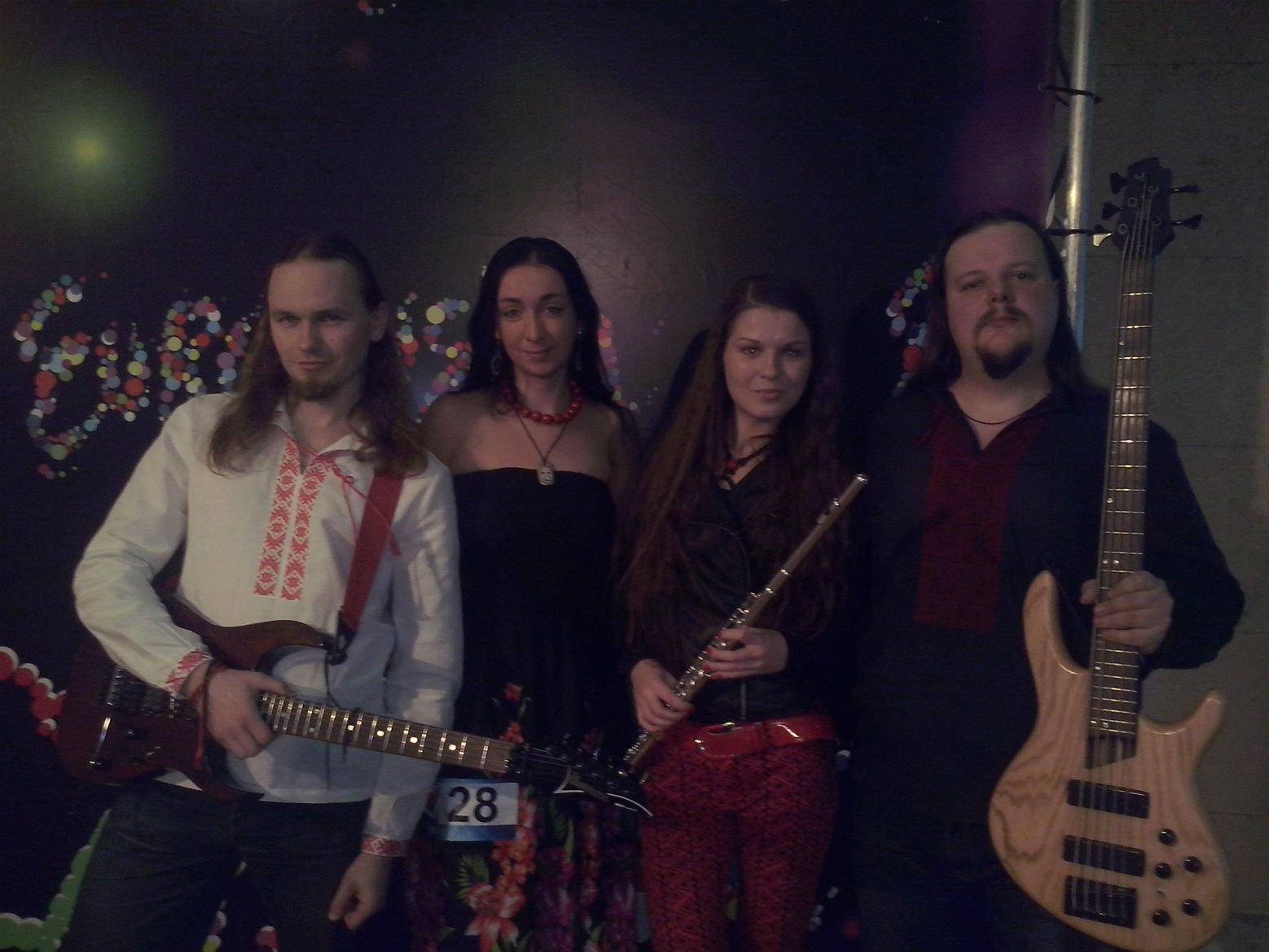 Rokash на атборачным туры Еўрабачанне-2014