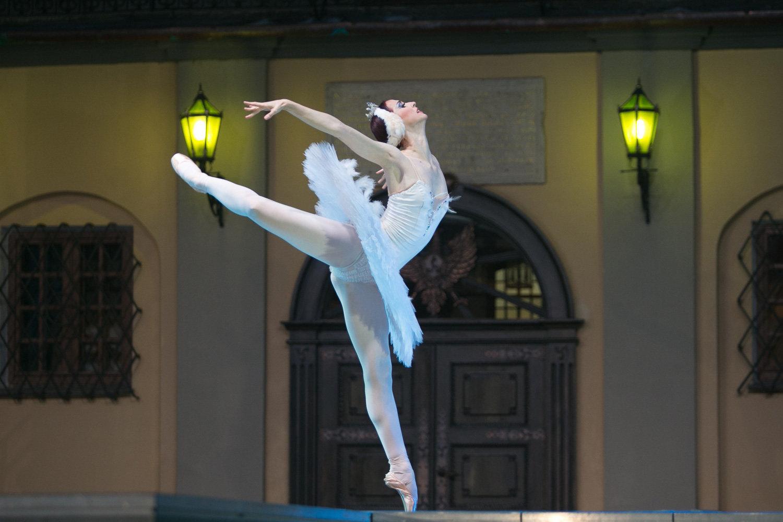 Летний фестиваль оперы и балета в формате open-air в Несвиже