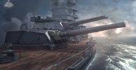 Геймплэй World of Warships