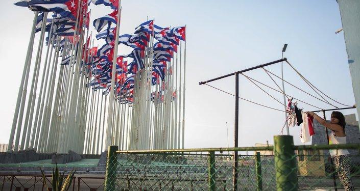 Кубинские флаги