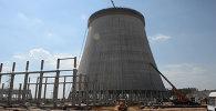 Тысячи строителей и кубометры бетона: в Островце возводят АЭС