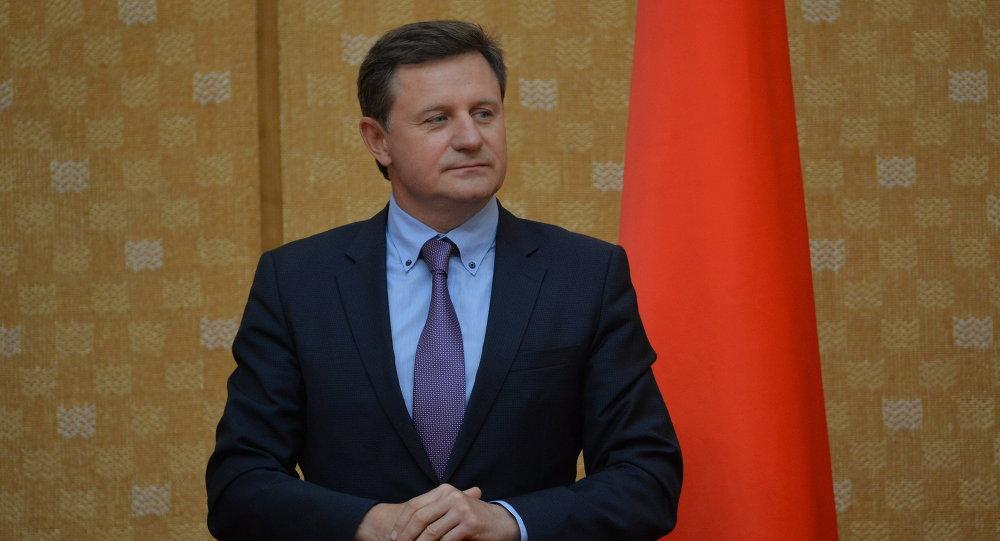 Министр образования Михаил Журавков