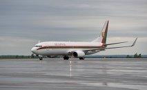Самолет Президента Республики Беларусь Александра Лукашенко