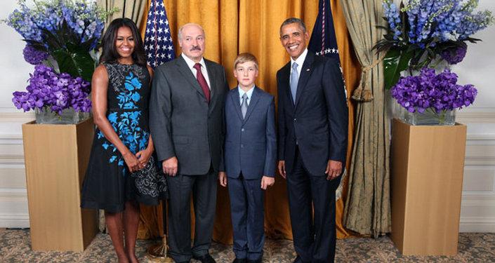 Лукашенко пригласили вСША