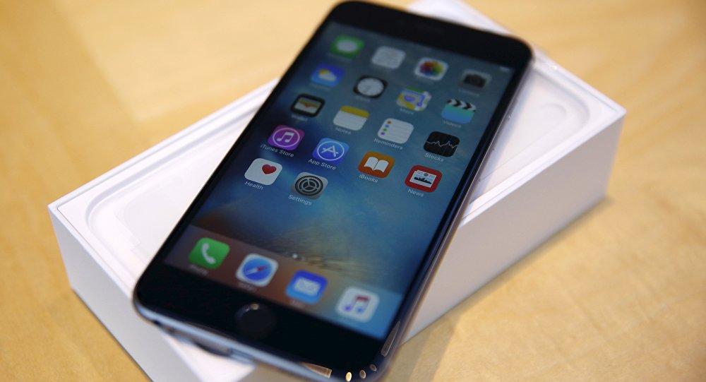 Всалоне наСавушкина мошенник подменил iPhone 6S куском мыла