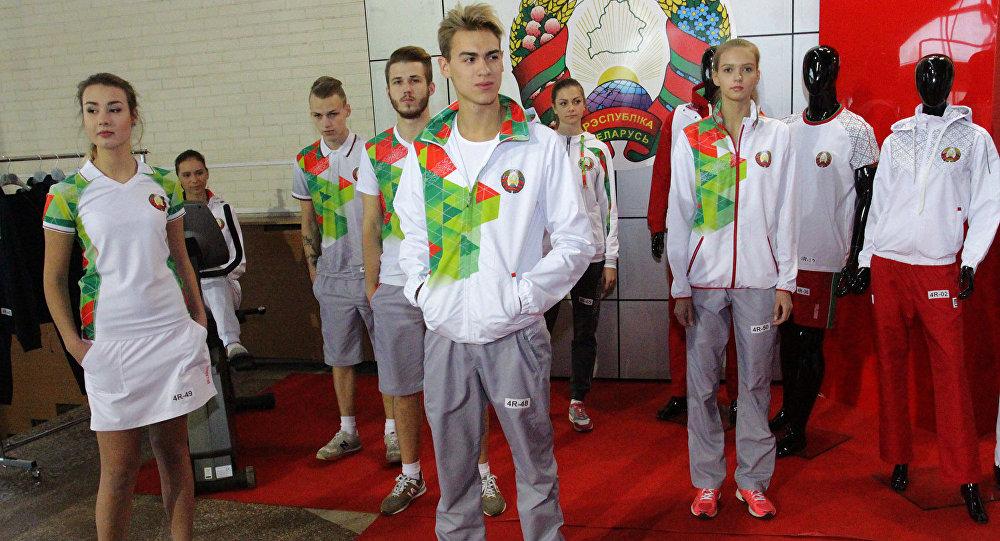 Что одевают спортсмены