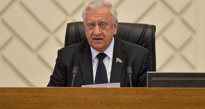 Председатель Совета республики Национального собрания Беларуси Михаил Мясникович