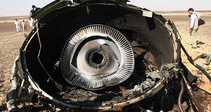 ВШарм-эль-Шейхе почтут память жертв крушения рейса А321