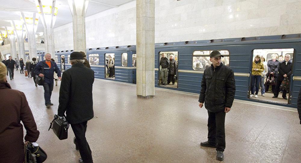Мінскі метрапалітэн