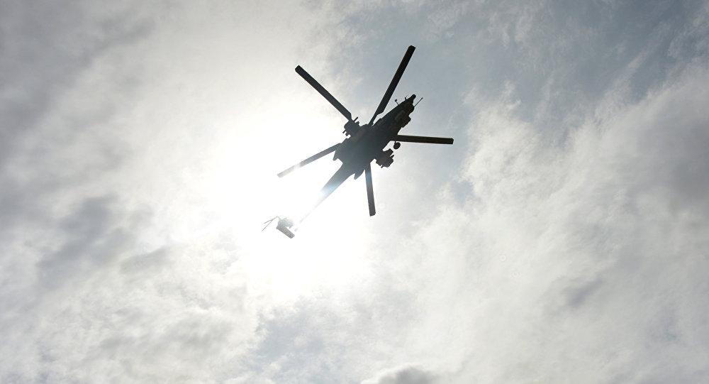 НаЯмале потерпел крушение вертолет Ми-8 с20 пассажирами