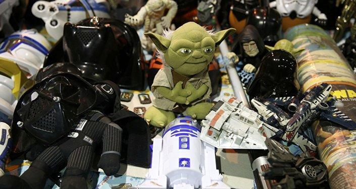Игрушки по мотивам Звездных войн