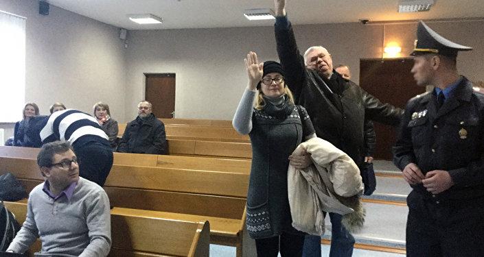 Родственники пришли поддержать Шереверю