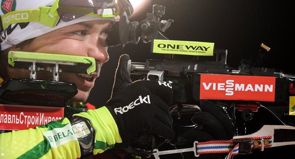 Скардино иКривко завоевали медали вспринте наКубке Норвегии. Домрачева— седьмая