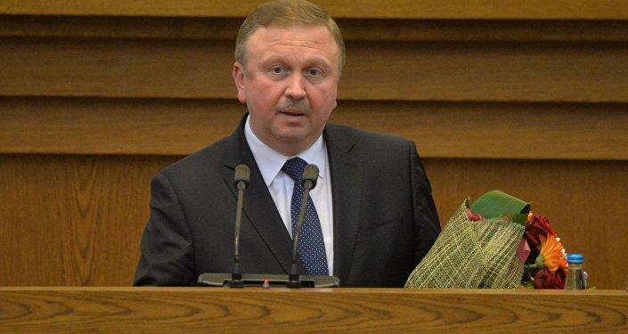 Андрей Кобяков в Овальном зале
