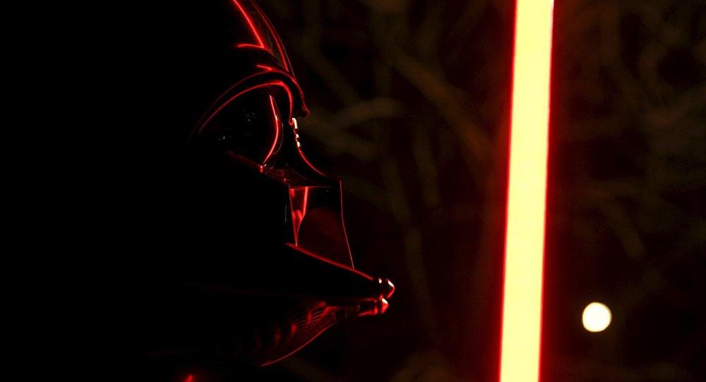 Дарт Вейдер из фильма Звездные войны. Пробуждение силы
