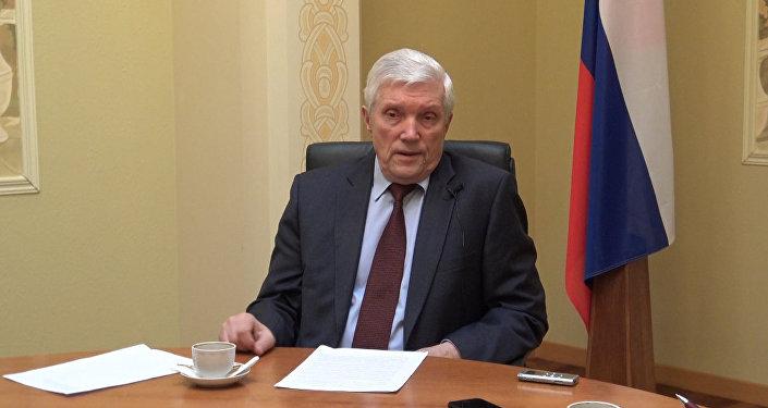 Посол РФ: 2015 год был удачным для отношений Минска и Москвы