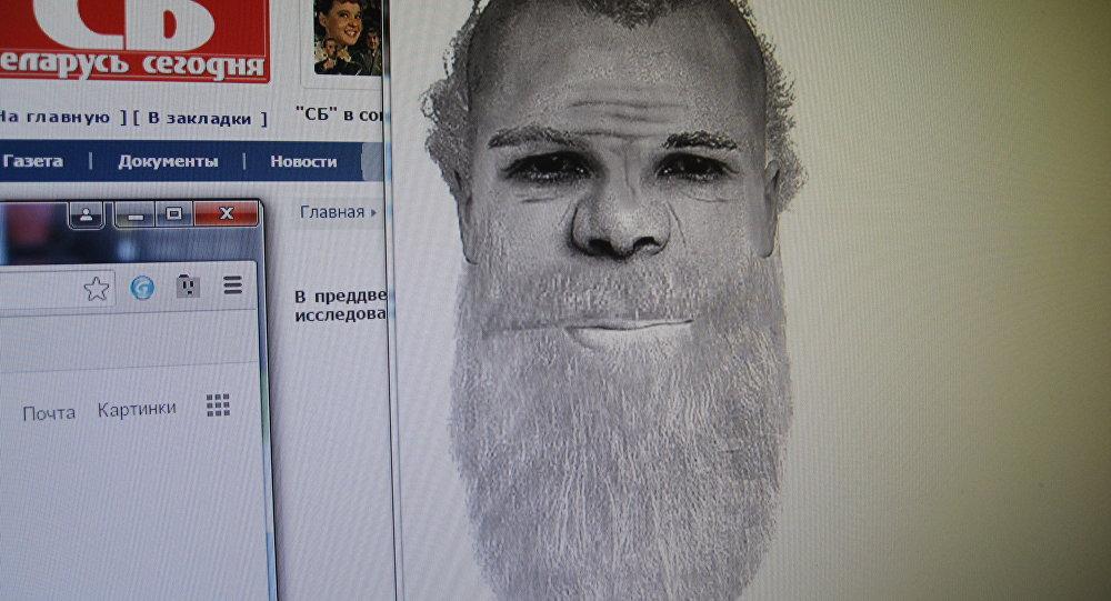 Фоторобот Деда Мороза на сайте издания СБ. Беларусь сегодня