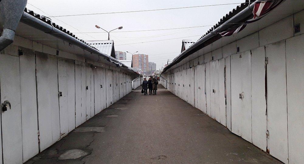 Брестский рынок