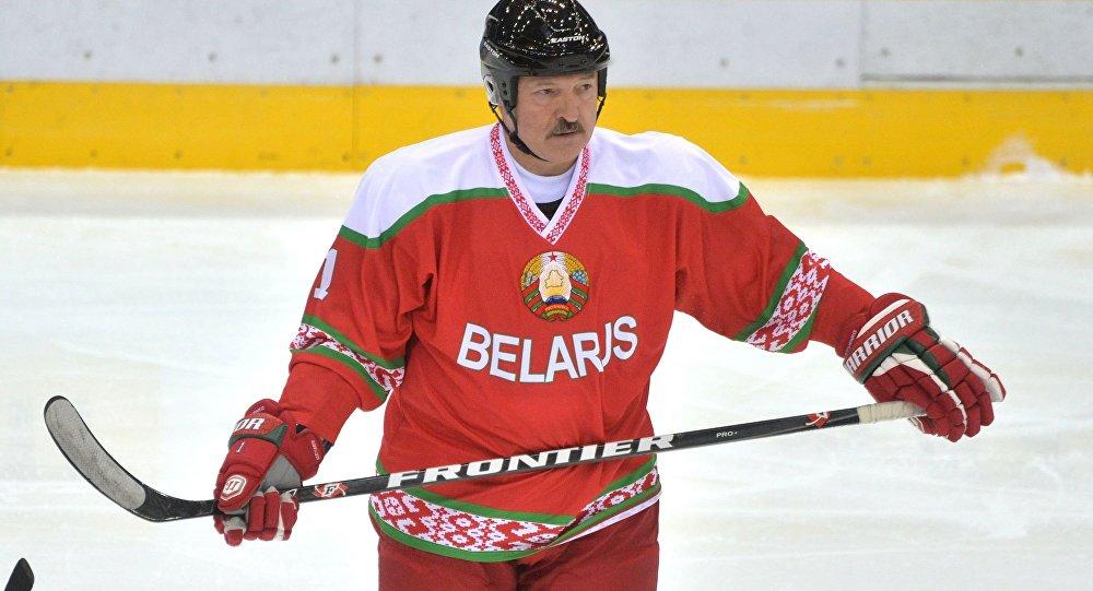 Лукашенко орезультатах белорусской хоккейной сборной: «плюнули вдушу народу»