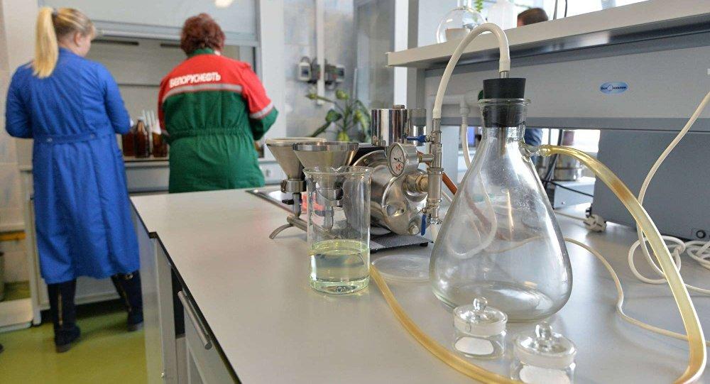 Лаборатория по проверке топлива