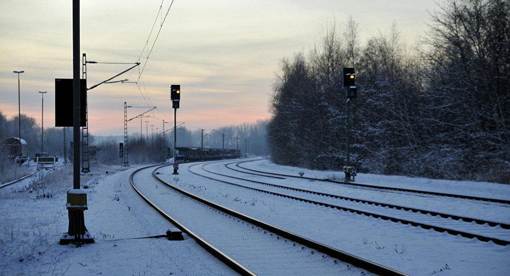 Под Минском поезд насмерть сбил человека