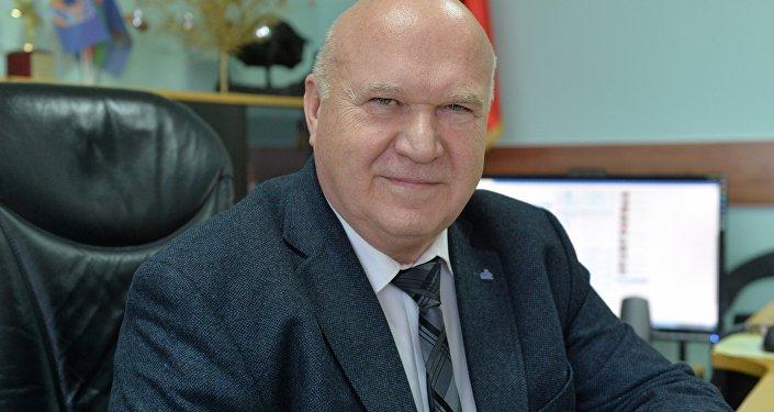 Генеральный директор МНПЗ Анатолий Куприянов