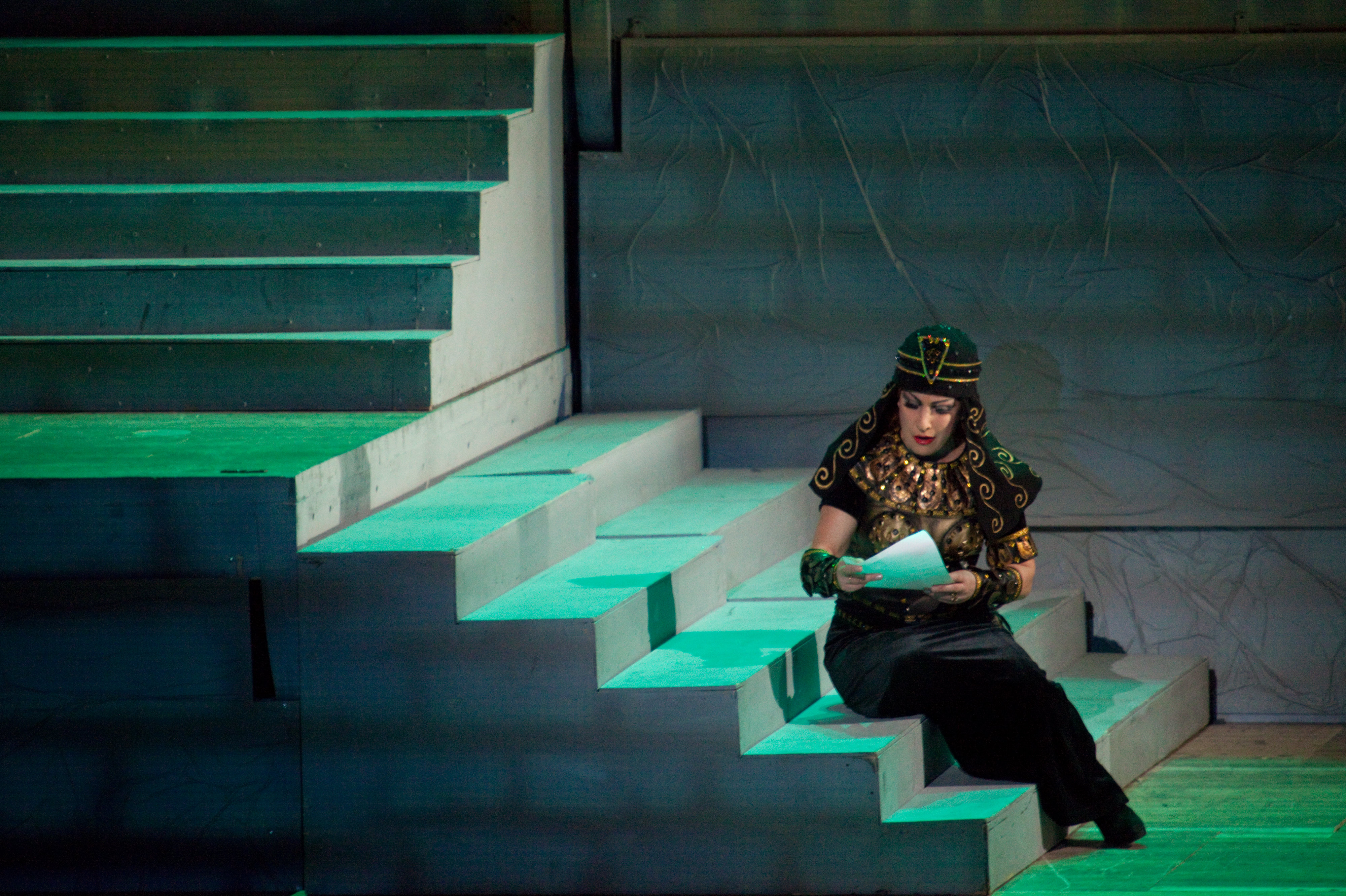 Заслужаная артыстка Рэспублікі Беларусь, оперная спявачка Ніна Шарубіна